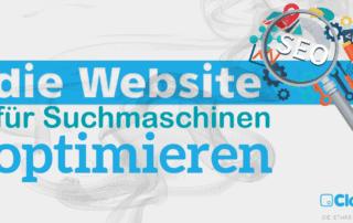 die Website für Suchmaschinen Optimieren