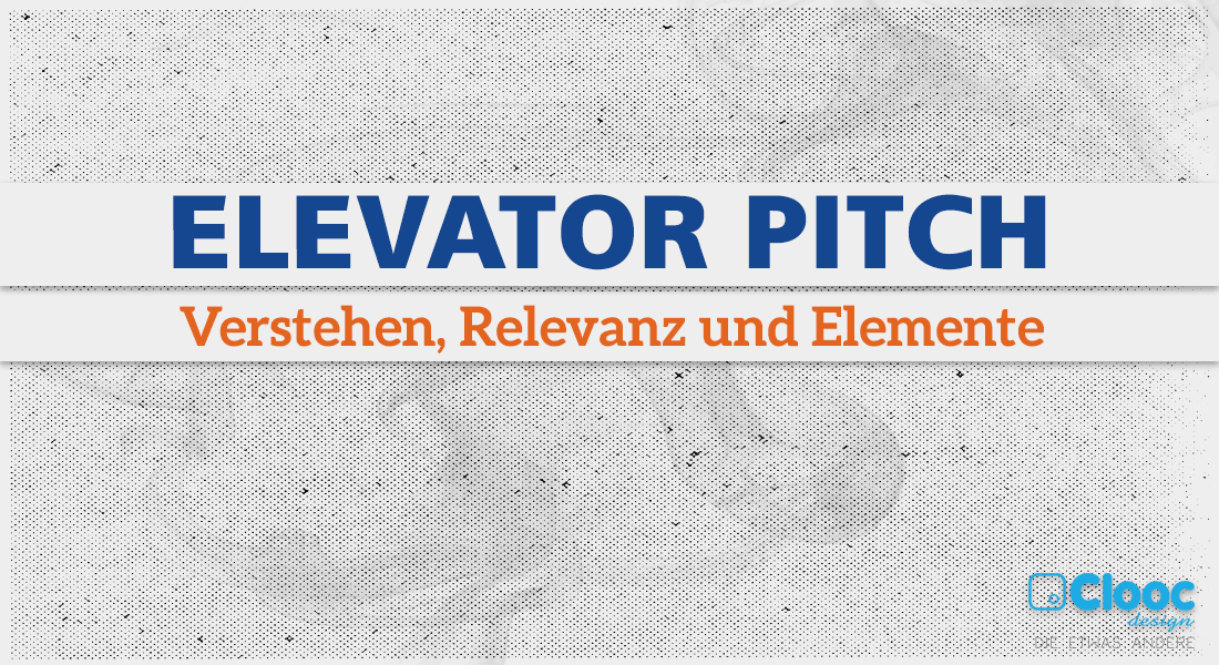 Elevator Pitch, Kommunikation