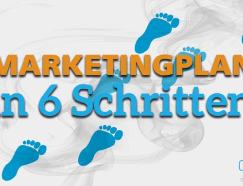 Marketingplan: 6 Schritte zur Erstellung eines Strategieplans